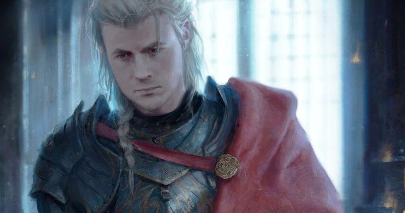 Game of Thrones Rhaegar Targaryen Actor Leaked in HBO Hack?