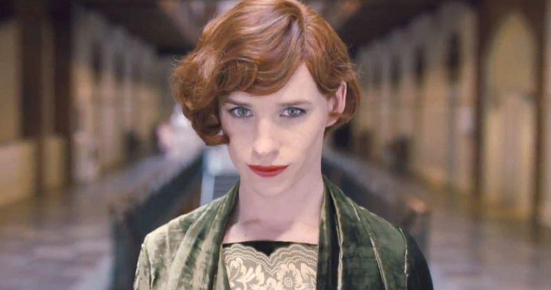 Danish Girl Trailer #2 Shows Eddie Redmayne's Amazing Transformation