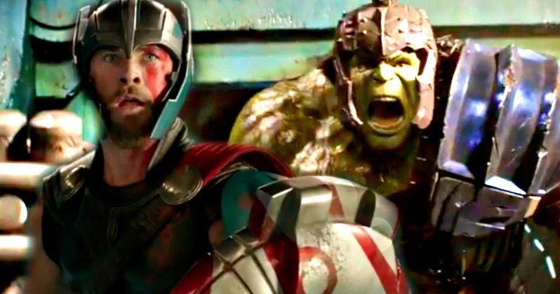 Thor: Ragnarok Trailer Has Arrived