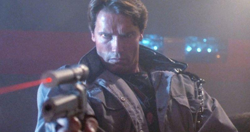 New Terminator Movie Shoots in 2018, Schwarzenegger Will Return