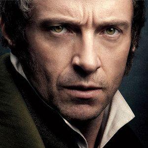 Les Miserables Hugh Jackman Character Poster
