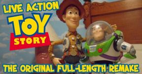 This Old Toy Story Live-Action Fan-Made Remake Is Still Pretty Incredible