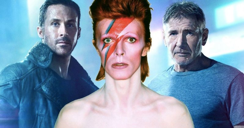 Blade Runner 2049 Director Wanted David Bowie as the Villain