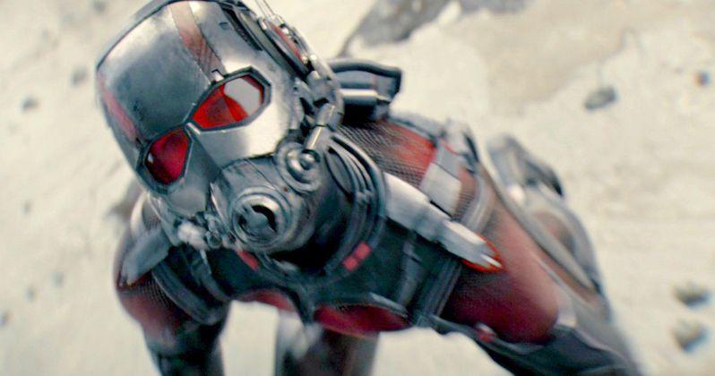 Ant-Man Director Spoils Ending?