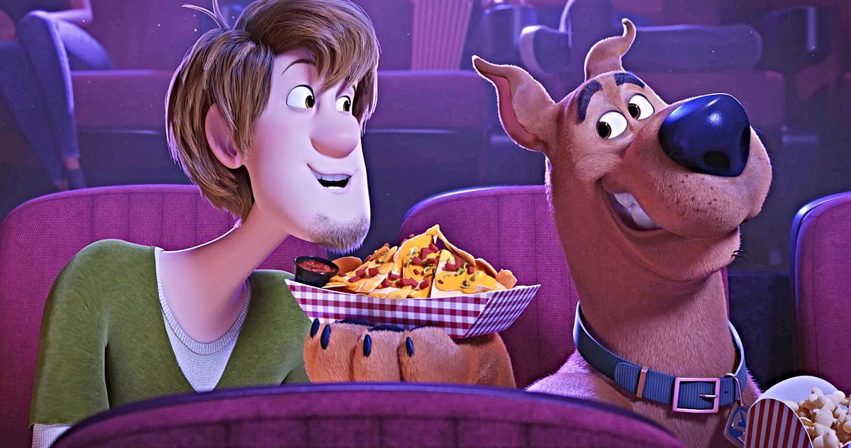 Scoob! Trailer Arrives with Scooby-Doo, Shaggy and All Their Friends
