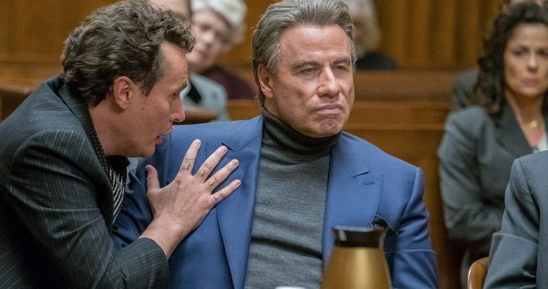 Gotti Trailer: John Travolta Is the Teflon Don