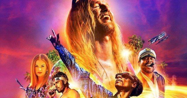 Harmony Korine's The Beach Bum Poster Soars High with McConaughey & Snoop Dogg