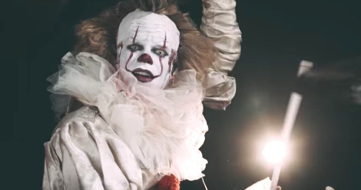 Watch IT's Pennywise the Clown Cover a Slipknot Song
