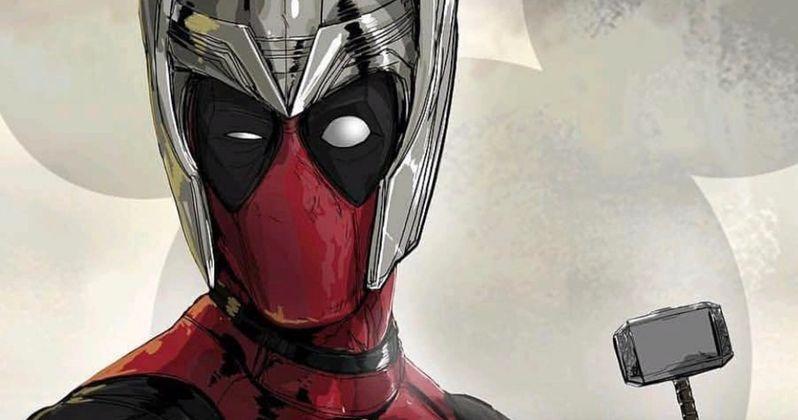 Thor Star Chris Hemsworth Welcomes Deadpool to the MCU
