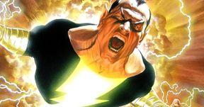 Why The Rock's Black Adam Was Cut from Shazam Script