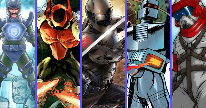Hasbro Cinematic Universe Brings in Marvel Writers