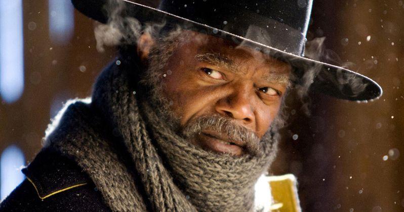 Hateful Eight Samuel L. Jackson Featurette: Meet Major Warren