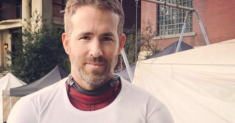 Ryan Reynolds Rallies for Hurricane Relief from Deadpool 2 Set