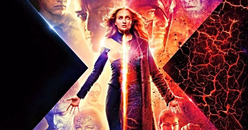 Epic Dark Phoenix Poster Rises, New X-Men Trailer Coming Soon?