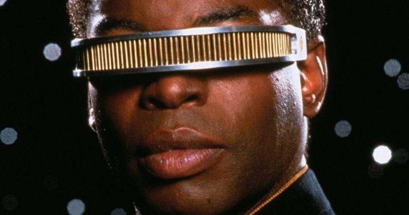 LeVar Burton to Return as Geordi La Forge in Star Trek: Picard?