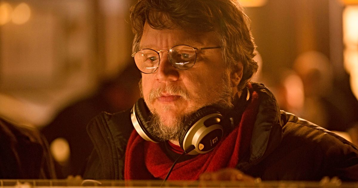 Guillermo Del Toro's 'Nightmare Alley' Was Only 45% Done Before Filming Abruptly Stopped