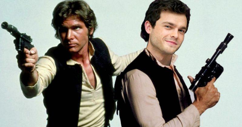 Star Wars: Han Solo Trilogy Starring Alden Ehrenreich Planned at LucasFilm