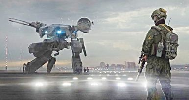 Metal Gear Solid Movie Director Shares First Concept Art