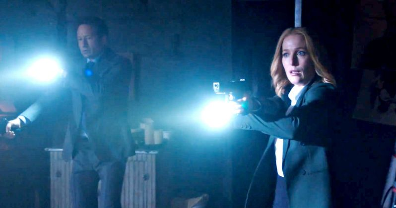 First X-Files Revival Clip Is Here!