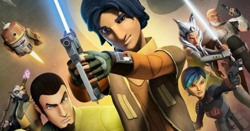 Star Wars Rebels Season 2 Preview Has Ahsoka on the Hunt