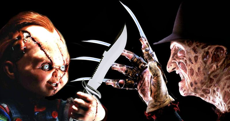 Freddy Vs. Chucky: Child's Play Creator Pitches Elm Street Crossover