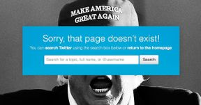 Why Twitter Refuses to Block Trump's Account