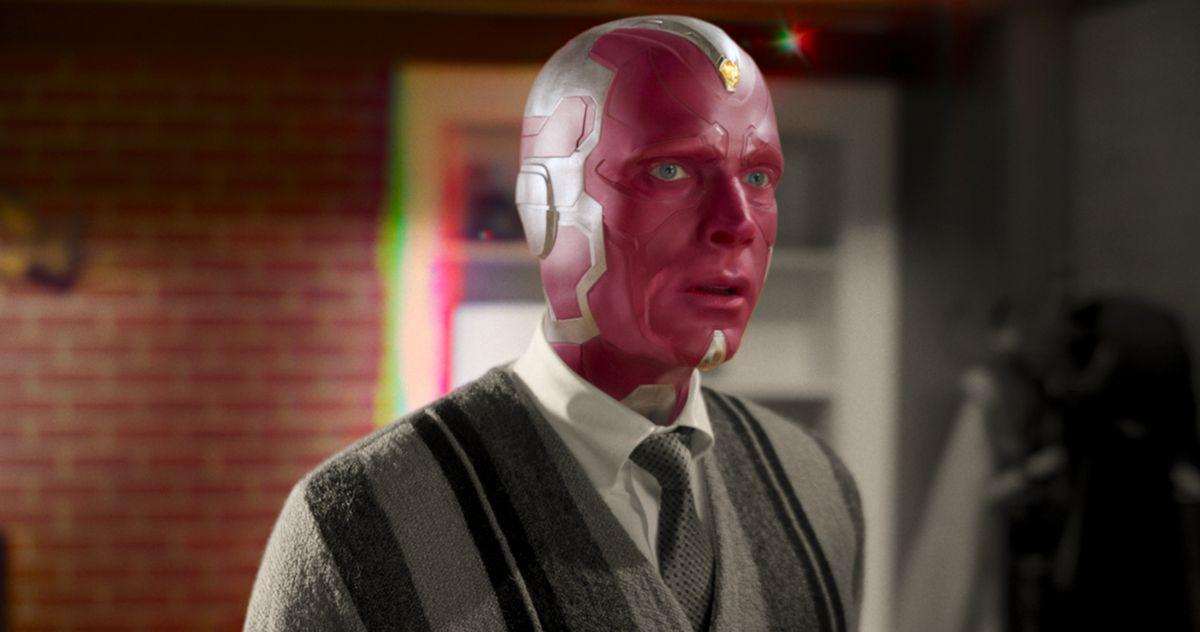 Пол Беттани использовал WandaVision, чтобы глубже проникнуть в суть человечества