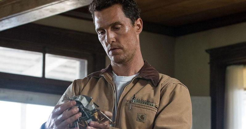 Interstellar Clip: Matthew McConaughey Must Make a Decision