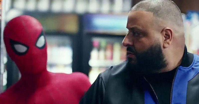 DJ Khaled and Spider-Man Team Up in NBA Finals TV Spot