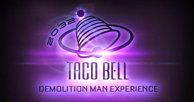 Futuristic Demolition Man Taco Bell Restaurant Is Coming to Comic-Con