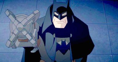 Batman Vs. Jack the Ripper in First Gotham by Gaslight Footage