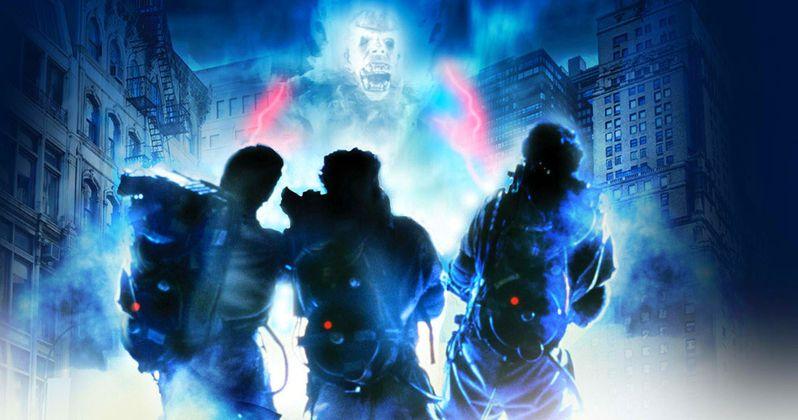 Ghostbusters Reboot First Look with Kristen Wiig & Melissa McCarthy