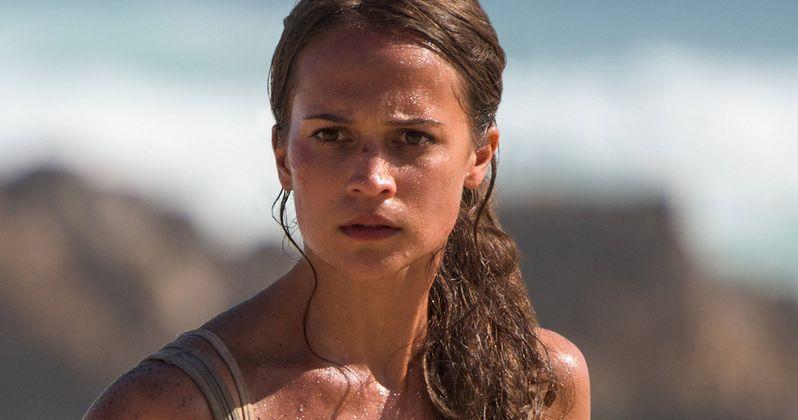 Tomb Raider Reboot Trailer: Meet the New Lara Croft