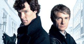 Sherlock Season 3 Blu-ray/DVD Is Coming February 11th