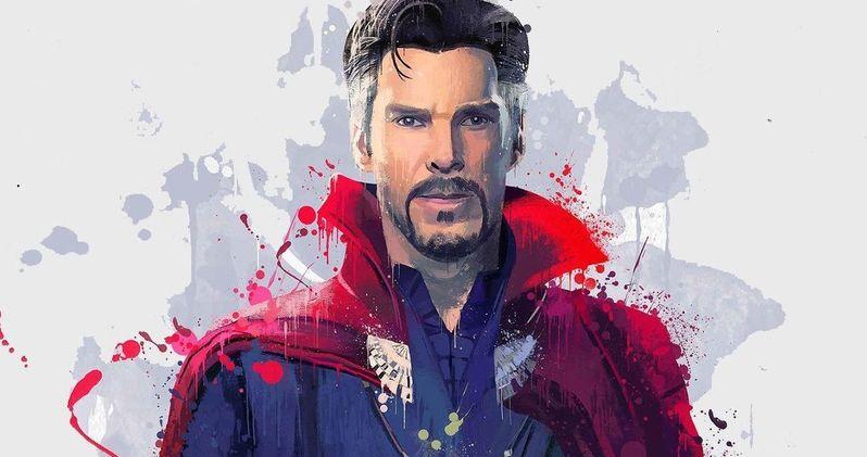 Doctor Strange 2 Brings Back Original Writer C. Robert Cargill?