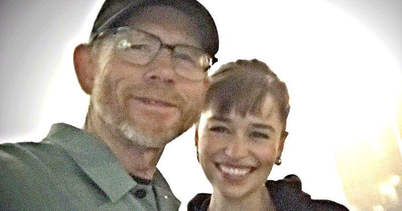 Emilia Clarke Wraps Shooting on Han Solo Movie