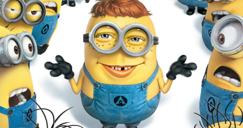 Minions Mad Magazine Cover Spoofs Despicable Me Spinoff | EXCLUSIVE