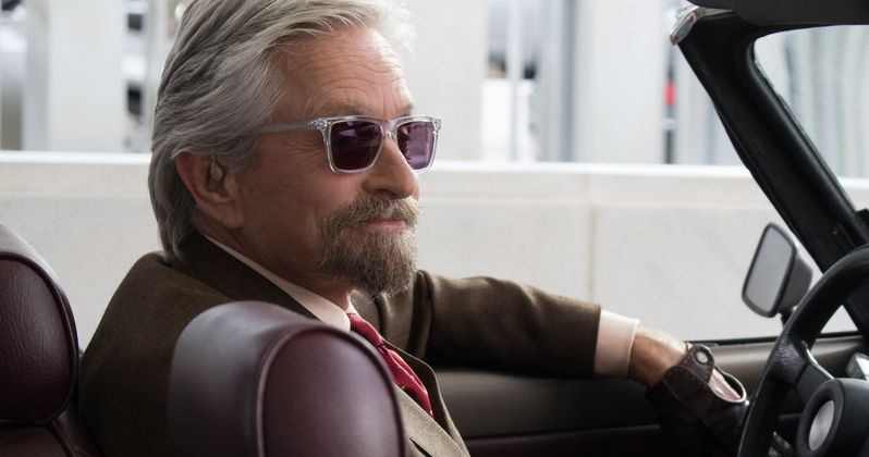 Michael Douglas Will Return for Ant-Man 2 on One Condition