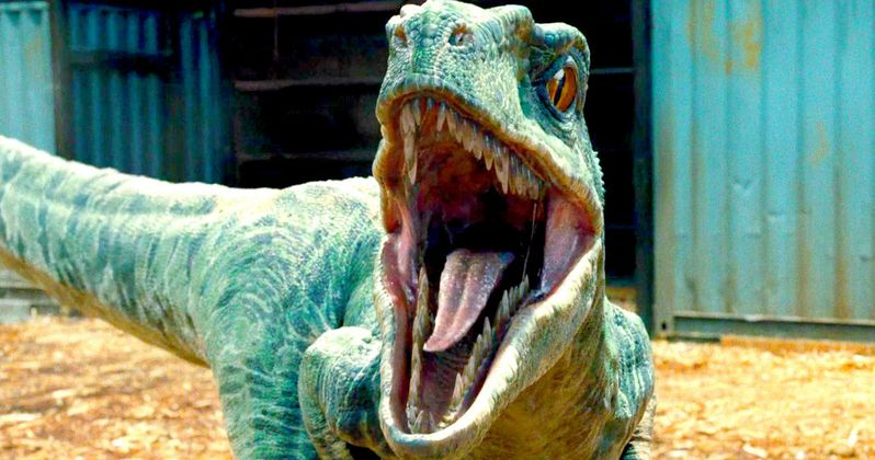 Jurassic World TV Spot Introduces the Raptor Squad