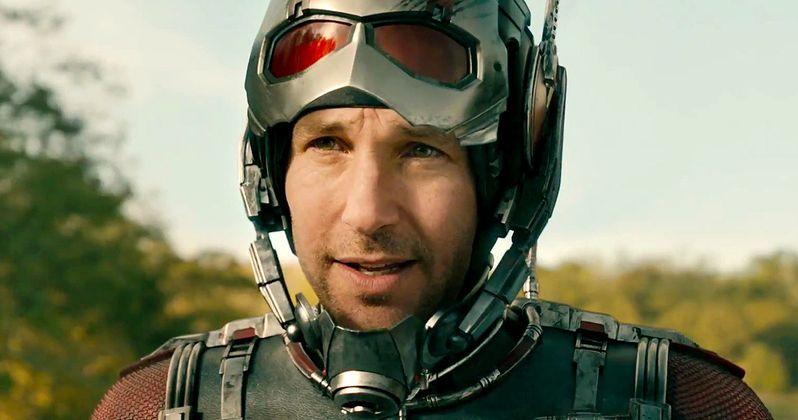 Ant-Man Is James Gunn's Favorite Marvel Movie Since Iron Man