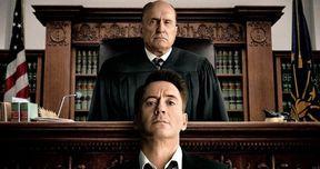 The Judge Poster Featuring Robert Downey Jr. and Robert Duvall