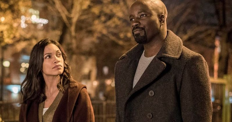 Marvel's Defenders Set Photos Reunite Luke Cage & Night Nurse
