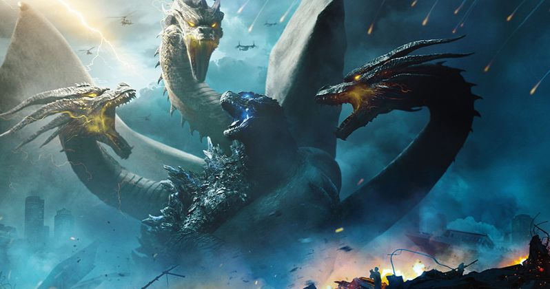 Will Godzilla Stomp Rocketman & Aladdin at This Weekend's Box Office?