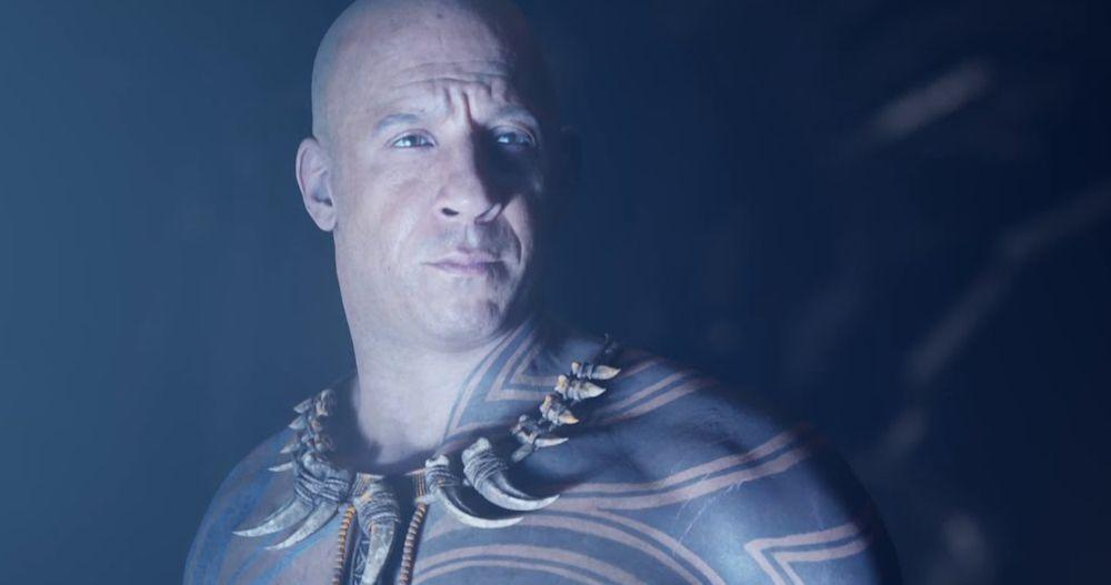 Вин Дизель продюсирует и снимается в видеоигре и мультсериале Ark II