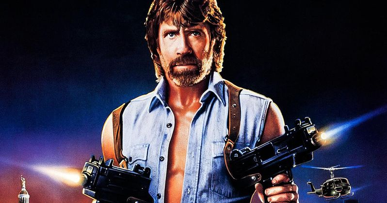 Canadian Police Accused of Using Chuck Norris Photo to Intimidate Protestors