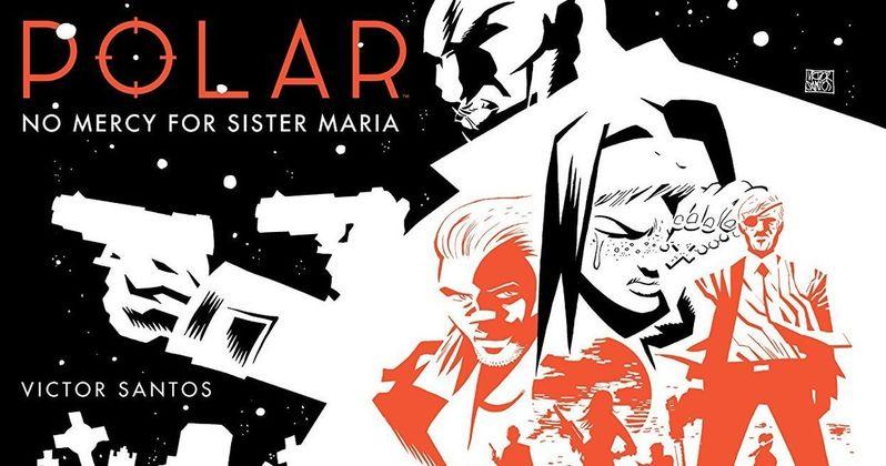 Netflix's Polar Graphic Novel Adaptation Begins Shooting