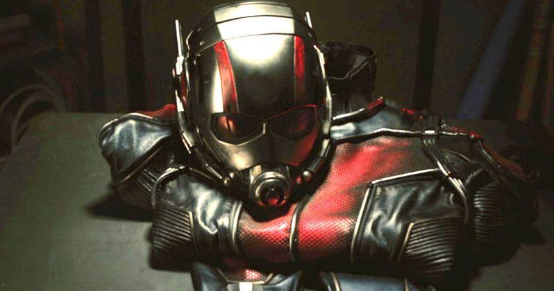 Ant-Man Comic Reveals Agent Carter Connection