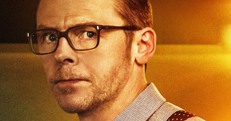 Simon Pegg Undergoes Startling Transformation for Thriller Inheritance