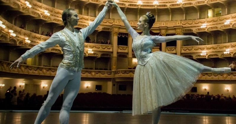 Starz Greenlights Ballet Series Flesh & Bone