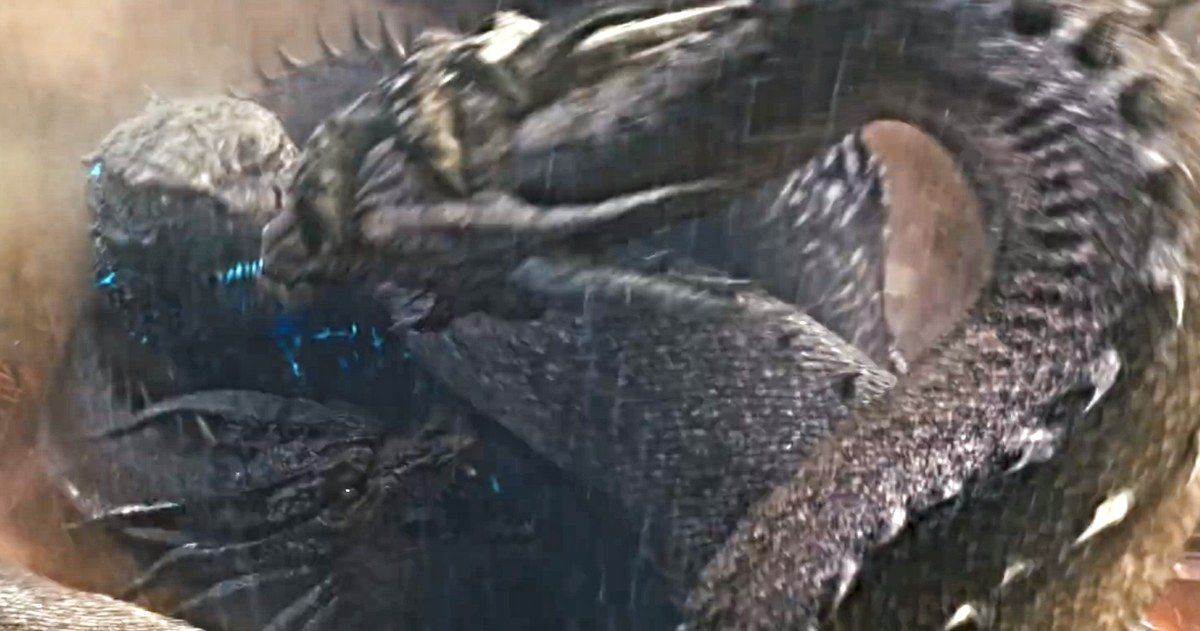 Godzilla's Going to Knock You Out in King of the Monsters Final Look Video